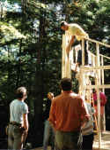 Framing the Outhouse